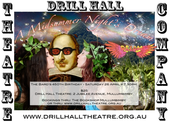 Drill Hall poster