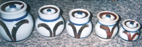 perth jar set 1991